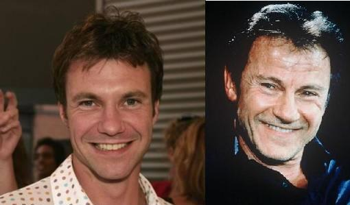 Chris Vance looks like harvey keitel